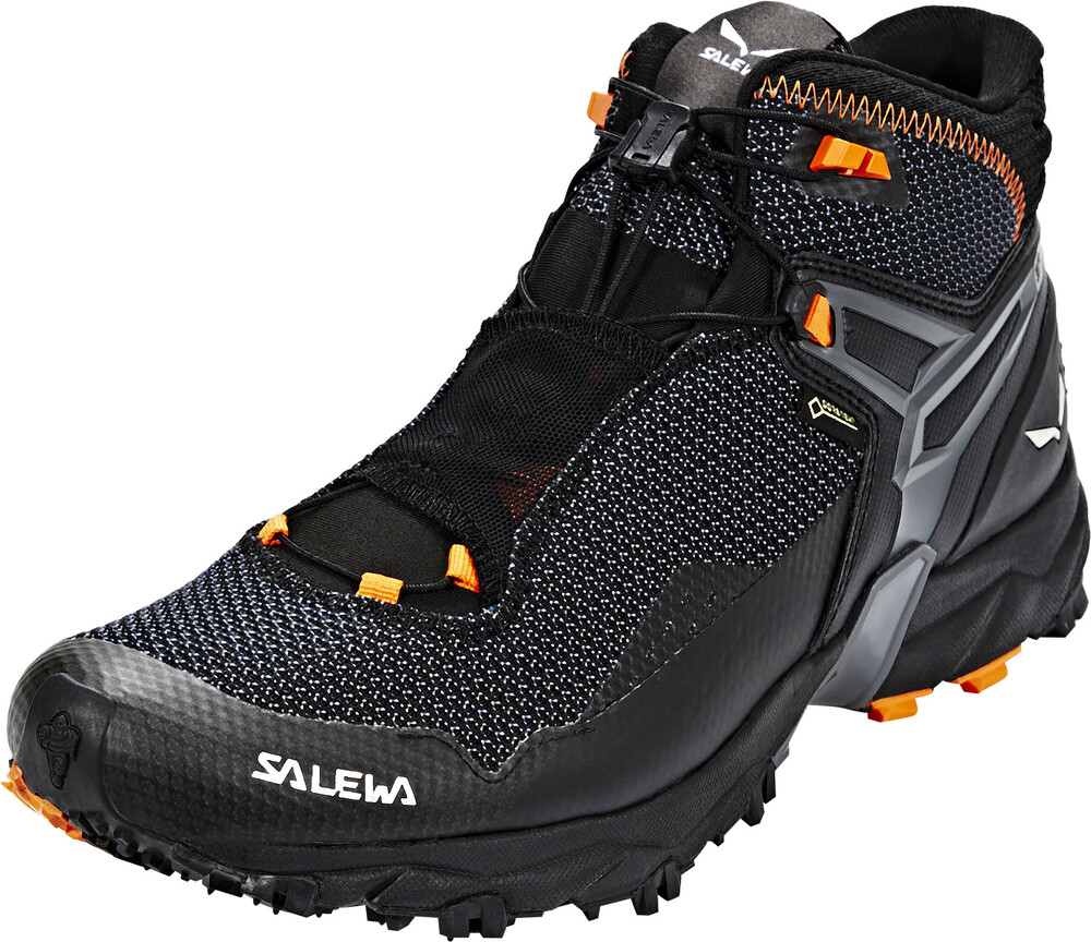 Salewa Ultra Flex Mid GORE TEX Speed Hiking Shoes Review